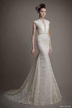 엘사 아뜰리에 2015 봄시즌 웨딩드레스 컬렉션 'Ersa Atelier Spring 2015 Wedding Dresses' / 심플리스트, 수입웨딩드레스, 엘사아뜰리에, Ersa Atelier, 웨딩드레스, 명품웨딩드레스, 드레스디자이너 : 네이버 ...