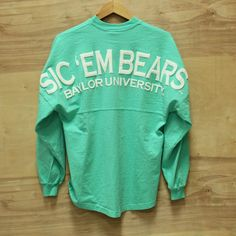 #SicEm Spirit Jersey from Congress Clothing