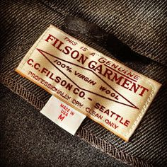 Image result for filson logo