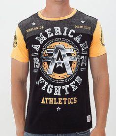 American Fighter Davenpaint T-Shirt
