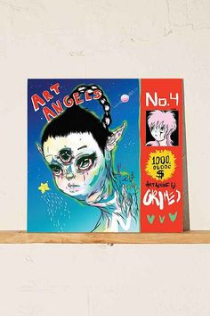 Grimes - Art Angels LP - Urban Outfitters