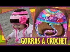 Gorro crochet ganchillo Peppa Pig para niñas – Parte 2 - YouTube