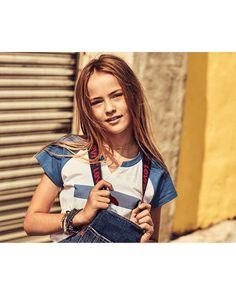 Levi's kids - spring/summer 2018 campaign Photographed by Anna Palma, July 2017. #Levis #LevisKids #KristinaPimenova