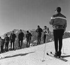 ski course 1970 S Ki Photo, Ski Card, Ski Vintage, Ski Wedding, Swiss Ski, Ski Accessories, Ski Posters, Ski Holidays, Ski Lift