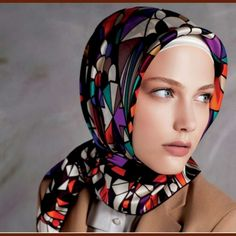 kind  ...  Im not muslim but i do love the hijabs.