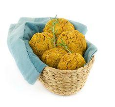 Pumpkin Drop Biscuits from The Easy Vegan Cookbook