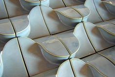 Architectural Ceramics – Vanishing Edge Pool Installation by Eric Pilhofer - Pilhoferwerks