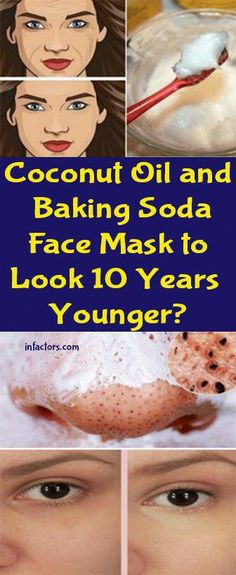 Coconut Oil and Baking Soda Face Mask to Look 10 Years Younger? Coconut Oil and Baking Soda For Dandruff, Baking Soda Mask, Baking Soda Face Scrub, Face Baking, Baking Soda For Hair, Baking Soda Shampoo, Baking Soda Uses, Dry Shampoo, Honey Shampoo