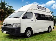 All Seasons HighTop Campervan - 4 Berth