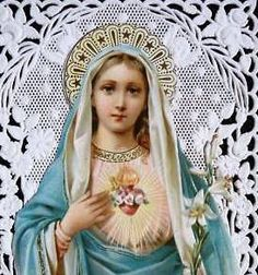 August 15 - Feast day of the Assumption of the Virgin Mary. Go to mass, plant a plant in the Marian Garden and pray the rosary in the garden.