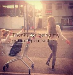 I would so get in the shopping cart at Walmart