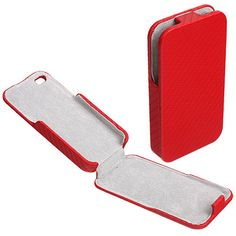 Leather case for Apple iPhone 4 / 4S