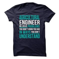 Agricultural Engineer T Shirts, Hoodies, Sweatshirts. CHECK PRICE ==► https://www.sunfrog.com/No-Category/Agricultural-Engineer-73893842-Guys.html?41382