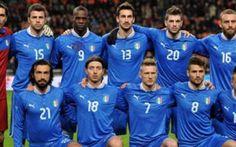Mancano 7 mesi alla Coppa del Mondo 2014: i possibili convocati dell'Italia oggi #italia #mondiali #brasile #2014