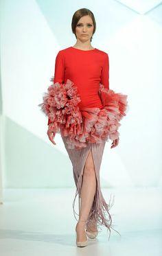 Jean Louis Sabaji Spring-summer 2014 - Couture