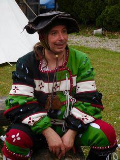 Landsknecht from Lothringen Landsknechte