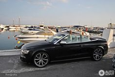 Audi RS5 Cabriolet B8 3