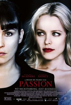 Passion Movie Poster / Affiche #4 - Internet Movie Poster Awards Gallery