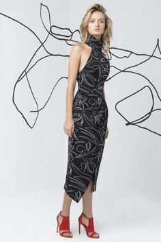 Kiss Land Dress by Cameo Collective
