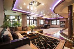 Luxury house - yacht style. by Agnieszka Jankowska, via Behance