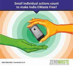 One man's trash is another man's treasure, sell your #old #used #overused #ewaste #ZeroWaste & give it a new life.