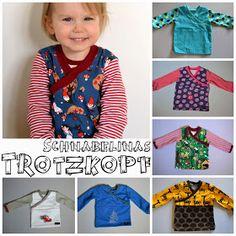 Freebook Schnabelina Trotzkopf Shirt