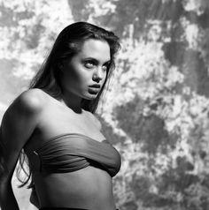 Fotos de Angelina Jolie, sexy desde los 16 años - Yahoo! OMG! México