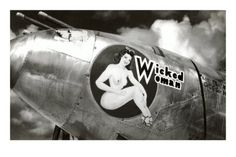Wicked Woman  P-38