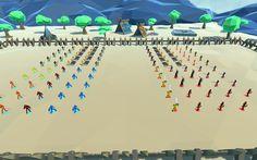 Epic Battle Simulator v1.4.9 (Mod Money/Unlocked) Apk Mod  Data http://www.faridgames.tk/2017/03/epic-battle-simulator-v149-mod.html