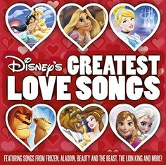Various Artists - Whole New World-Disneys Greatest Love Songs