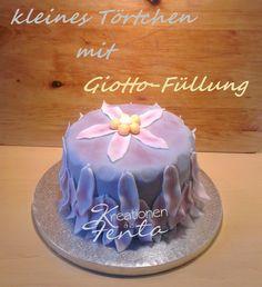 Kreationen à la Fenta: Giotto-Tortenfüllung