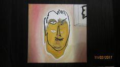 Vault Boy, Oil Painting, Fallout Vault, Art, Character