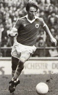 Gary Stevens of Everton in Retro Football, School Football, Everton Fc, 1980s, Club
