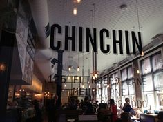 chin chin. buzzworthy resto in flinders lane, melbourne
