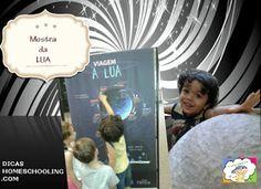 Mostra sobre a Lua Sesc Cacupé Florianópolis Ensino Domiciliar
