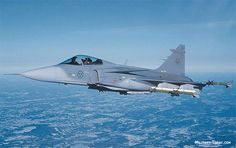 Saab JAS 39 Gripen Multi-Role Fighter | Military-Today.com