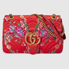 Gucci woven jacquard bag. Various styles. Spring Summer 2017