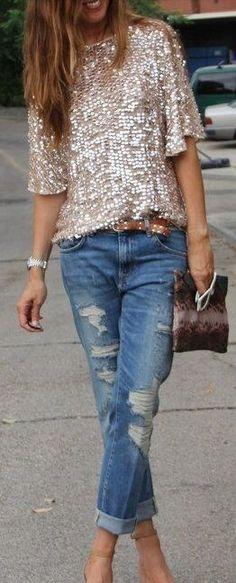 Jeans&Glitter.