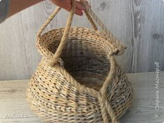 Willow Weaving, Basket Weaving, Polymer Clay, Creations, Art Deco, Crafts, Diy, Recycling, Ideas