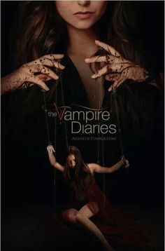 Poor Elena. :( Her body's being controlled by Katherine. :( This is really cool.