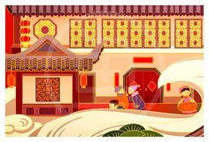 《锦鲤跃新春》希望新的一年,每个人都能成为锦鲤本鲤 - 原创作品 - 站酷(ZCOOL) Taj Mahal, Building, Travel, Voyage, Buildings, Viajes, Traveling, Trips, Construction