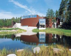 Lusto, The Forrest Museum, Punkaharju, Finland