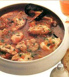 Our typical fish soup! ❤ Il nostro brodetto, da leccarsi i baffi! #marcheintavola #pornfood