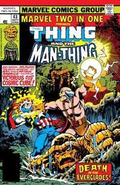 Marvel Two-In-One (1974-1983) #43