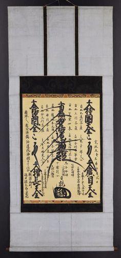 1882 Nichiren shu 600th anniv of Nichiren