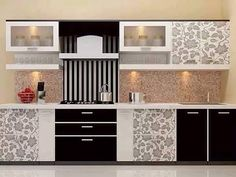 7 Kitchen Cabinet Trends To Watch In 2016 With Amazing Design Kitchen Modular, Modern Kitchen Cabinets, Kitchen Furniture, Moduler Kitchen, Wood Cabinets, Kitchen Room Design, Kitchen Cabinet Design, Modern Kitchen Design, Stylish Kitchen