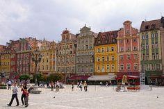 Wroclaw, Poland....beautiful!!!