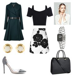 TRUE COLORS by laura-melissa-cortes on Polyvore featuring moda, Ted Baker, Dolce&Gabbana, Gianvito Rossi, H&M and Chanel