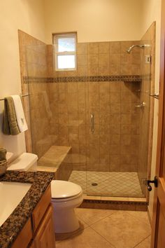 Walk In Showers With Bench