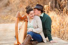 Brett & Emily + 1 Photo By Midwest LifeShots Photography